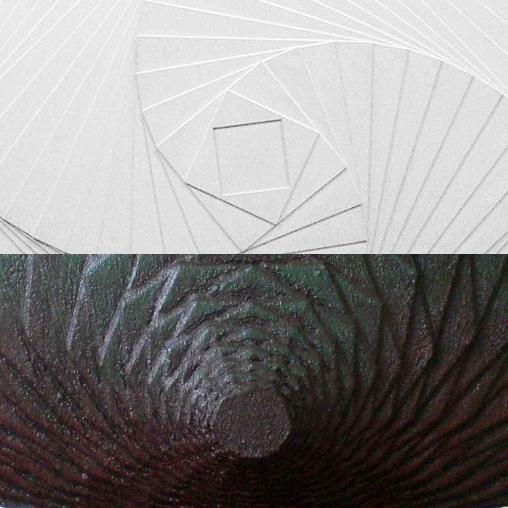 Dekkers Kersten constructivisme geometrisch-abstract