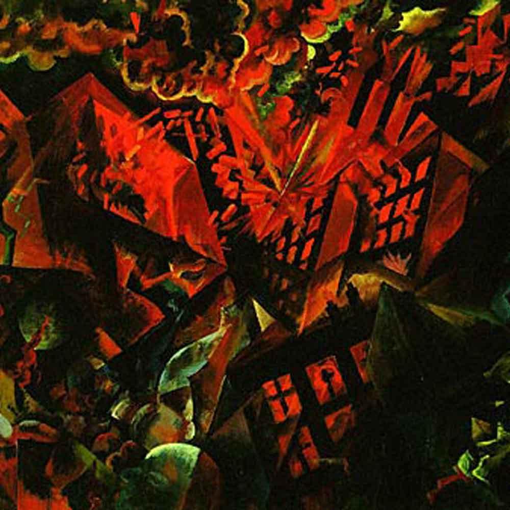 Expressionisme Duitsland Grosz oorlog