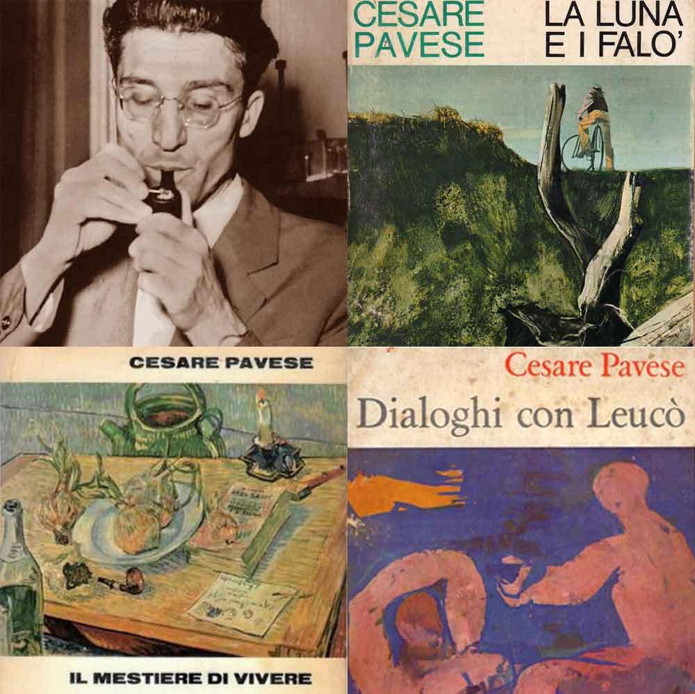 Cesare Pavese Italiaanse schrijver citaten