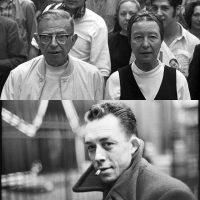 Existentialisme Sartre De Beauvoir Camus